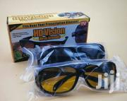 Vision HD Vision Night Driving Anti Glare Drive Safety Glasses | Tools & Accessories for sale in Lagos State, Lagos Mainland