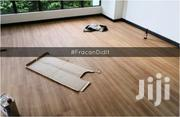 Pvc Vinyl Floating Wood-like Floor. | Home Accessories for sale in Abuja (FCT) State, Guzape District