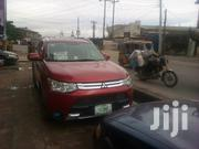 Mitsubishi Outlander 2014 Red | Cars for sale in Lagos State, Isolo