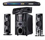 Djack Bluetooth Home Theatre With POWERFUL LG DVD Player DJ-303 | Audio & Music Equipment for sale in Bayelsa State, Yenagoa