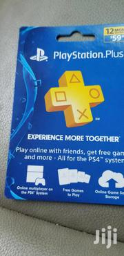 Play Station PLUS Membership Card | Video Game Consoles for sale in Oyo State, Ibadan North West