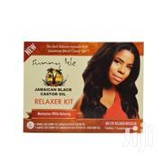 Sunny Isle Jamaican Black Castor Oil Relaxer Kit | Hair Beauty for sale in Lagos State, Lagos Mainland