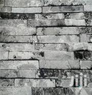Black& White Brick 3d Wallpaper | Home Accessories for sale in Abuja (FCT) State, Lokogoma