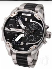 Diesel Dual Time Wristwatch | Watches for sale in Lagos State, Lagos Island