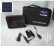 200watts AC/DC Power Bank Solar Generator Inverter Wit Bag, Car Charge | Vehicle Parts & Accessories for sale in Lagos State, Isolo
