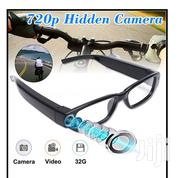 HD 720P Spy Camera Glasses Hidden Eyewear DVR | Security & Surveillance for sale in Lagos State, Ikeja