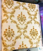 Floral Damask Wallpaper   Home Accessories for sale in Abuja (FCT) State, Lugbe