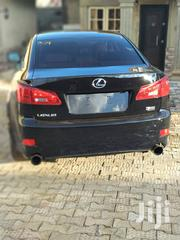 Lexus IS 2008 Black | Cars for sale in Lagos State, Ajah
