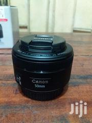 Brand New Canon 50mm 1.8f STM Prime Lens | Accessories & Supplies for Electronics for sale in Lagos State, Lagos Mainland
