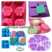 Silicon Soap Molds | Manufacturing Materials & Tools for sale in Rivers State, Port-Harcourt