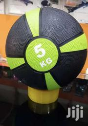 5kg Medicine Ball | Sports Equipment for sale in Abuja (FCT) State, Asokoro