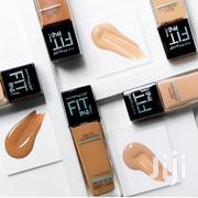 Original Maybelline Fit Me Matte + Poreless Foundation   Makeup for sale in Abuja (FCT) State, Kubwa