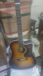 Armstrong Semi-Acoustic Guitar for Beginners and Intermediate Players. | Musical Instruments & Gear for sale in Lagos State, Lagos Mainland