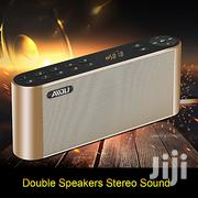 Pocket Audio Subwoofer Hifi Led Speaker With Mic   Audio & Music Equipment for sale in Lagos State, Ikoyi