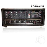 Luxury Sound Mixer Amplifier With USB And SD Card - 4 Channels | Audio & Music Equipment for sale in Abuja (FCT) State, Asokoro