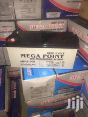200ah 12v Mega Point Gel Inverter Battery | Electrical Equipment for sale in Lagos State, Ojo