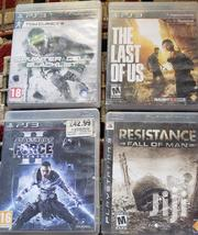PS3 Cds And Fifa16 (PS4)   Video Games for sale in Lagos State, Ikeja