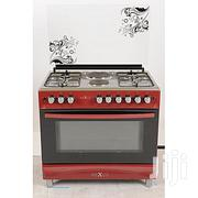 Nexus 4 Gas Burner 2 Electric 90*60 Gas Cooker + Free Pressure Pot | Restaurant & Catering Equipment for sale in Lagos State, Ibeju