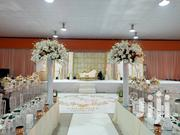 Classy White And Gold Wedding Stage | Wedding Venues & Services for sale in Lagos State, Maryland