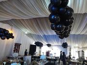 Balloons Cloud Strictly Black   Party, Catering & Event Services for sale in Lagos State, Surulere