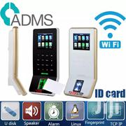 Zkt F22 WIFI + Ultra Thin Fingerprint Time Attendance/ Access Control | Computer Accessories  for sale in Lagos State, Ikeja