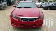 Honda Accord 2012 2.0 Sedan Red | Cars for sale in Oyo State, Ibadan South West