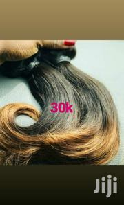 """Ombre Single Draw Hair 12"""" 
