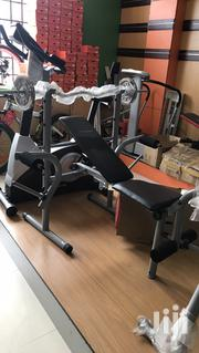 Weight Bench With 50kg | Sports Equipment for sale in Lagos State, Ajah