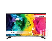 LG 50-inch UHD 4K Smart Satellite TV + Magic Remote 50UK6300PVBL | TV & DVD Equipment for sale in Ondo State, Akure