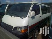 Toyota Hiace 2002 White | Buses & Microbuses for sale in Lagos State, Mushin