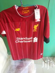 Brand New Original Liverpool Jersey 2019/2020 Club Side Is Available | Sports Equipment for sale in Lagos State, Surulere