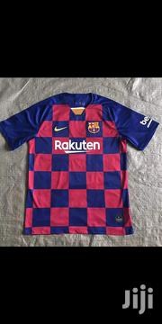 New Barcelona New Season Jersey 2019/2020 Club | Clothing for sale in Lagos State, Surulere