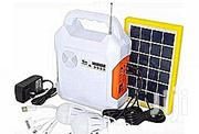 Kamisafe 4pc Solar Lighting Kit With Phone Charger, Radio&Multimedia | Solar Energy for sale in Edo State, Akoko-Edo