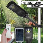 Generic All In One 30w Solar Street Light With Motion Sensor | Solar Energy for sale in Enugu State, Enugu