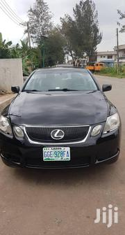 Lexus GS 2009 350 Black | Cars for sale in Lagos State, Ikeja