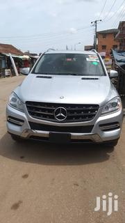 Mercedes-Benz M Class 2012 Silver | Cars for sale in Lagos State, Alimosho