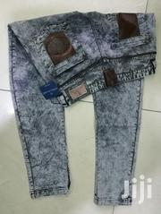 Original Gray Agello Galasso Designers Jeans for Real Men | Clothing for sale in Lagos State, Lagos Island