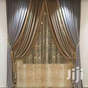 Turkish Curtain Design With Complete Accessories | Home Accessories for sale in Lagos State, Ojo