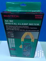 Mastech 2115A Ac/Dc Clamp Meter | Measuring & Layout Tools for sale in Lagos State, Amuwo-Odofin