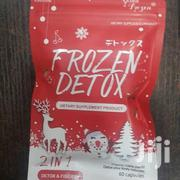 Frozen Detox 2 N 1 Capsule | Vitamins & Supplements for sale in Lagos State, Amuwo-Odofin