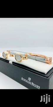 Audemars Piguet Cufflinks And Pen | Stationery for sale in Lagos State, Lagos Island