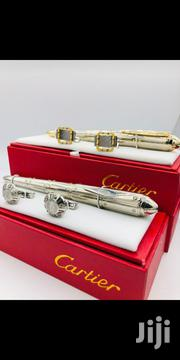 Cartier Cufflinks And Pen | Stationery for sale in Lagos State, Lagos Island