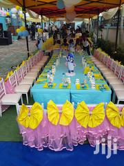 Cake Table & Children Chiavari For Rent | Party, Catering & Event Services for sale in Lagos State, Gbagada