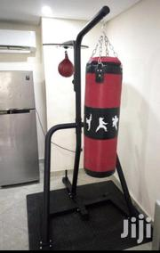 Foreign Punching Bag With Stand | Sports Equipment for sale in Abuja (FCT) State, Pyakasa