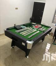 Snooker Board With Accessories | Sports Equipment for sale in Akwa Ibom State, Ikot Ekpene