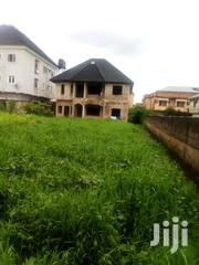 One & Half Plot Of Land For Sale At Ago Palace Way On A Tailed Road | Land & Plots For Sale for sale in Lagos State, Isolo