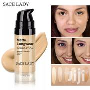 Liquid Waterproof Foundation Professional Matte Finish | Makeup for sale in Rivers State, Port-Harcourt