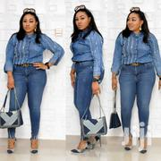 Turkey Classic Denim Shirt and Trouser | Clothing for sale in Lagos State, Agege