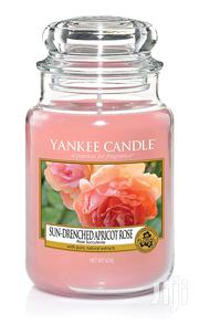 Yankee Candle Sun-drenched Apricot Rose Candle | Home Accessories for sale in Abuja (FCT) State, Wuse 2