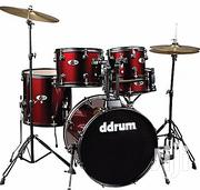 Generic 5 Pieces Drum Set With Hydraulic Drumheads   Musical Instruments & Gear for sale in Abuja (FCT) State, Kubwa